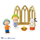 Department 56 Peanuts Snoopy Woodstock Nativity Set 4044956 New 2015