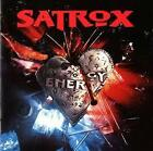 SATROX - Energy (CD) 1992 (TREAT/ZINATRA/AIRRACE/CRAAFT/WHITE SISTER style)