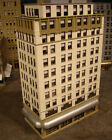 HO Scale Building Walthers Ashmore Hotel Built Painted