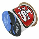 Nfl Licensed San Francisco 49ers Ribbons Mini Pennants