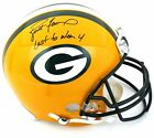 Brett Favre Autographed Signed Green Bay Packers Authentic Helmet