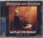 FLOTSAM AND JETSAM NO PLACE FOR DISGRACE 2014 SEALED CD NEW 2014