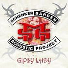 MICHAEL SCHENKER ( UFO ) GARY BARDEN ACOUSTIC PROJECT ~ GIPSY LAD