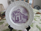 Vintage Methodist Church Cincinnati OH ~Lucille S Piper Memory Plate