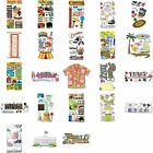 Jolees VACATION DESTINATIONS Scrapbook Stickers you choose style at 50 off