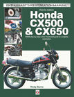 Honda Cx500 Cx650 Your Step By Step Color Restoration Manual Guide Book 1978 83