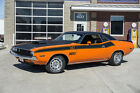 Dodge  Challenger T A 1970 challenger t a 340 six pack 4 speed power steering and brakes