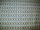 Waverly Cotton Upholstery Fabric Pine Tree Liner New, 2 3/4 Yds Long 54