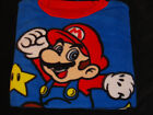 NEW Super Mario Nintendo Sleepwear Pajamas PJs 2 pc set Shirt & Pants Boy Girl 4