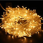 100 200 300 500 LED Christmas Xmas Garden Party Wedding LED String Fairy Lights