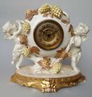 Superb Example of Rare Moore Porcelain Clock late 19th Century. VIEW LISTING