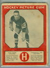 Martin Burke 1933-34 Canadian Chewing Gum '33 NHL Card #7 GVG Montreal Canadians