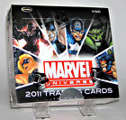 MARVEL UNIVERSE 2011 FACTORY SEALED BOX (24 PACKS)