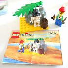 VINTAGE LEGO PIRATE SET # 6232