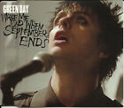 GREEN DAY Wake Me Up CD Single w/Give me novacaine LIVE VH1 STORYTELLERS SEALED