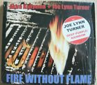 Akira Kajiyama - joe Lynn Turner - Fire Without Flame (CD)