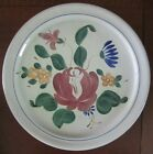 1941 RED WING Pottery hp ORLEANS CHOP PLATE, Round Platter 14 1/8