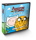 Adventure Time Trading Cards OFFICIAL COLLECTOR'S BINDER ALBUM Cryptozoic