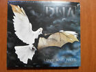 DNA - Love and Hate Brazilian Melodic / Tradition Metal  RARE!