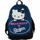 L.A. Dodgers Hello Kitty Drawstring Backpack