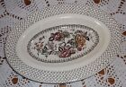 Swing Time Oval Relish?Butter? Dish Bowl 9.25
