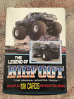 1988 LEESLEY LEGEND OF BIG FOOT ORIGINAL MONSTER TRUCKS UNOPENED BOX