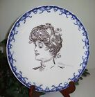 1900/1915 Royal Doulton Gibson Girl Portrait/Heads Series Ware A~RARE~#8 of 8