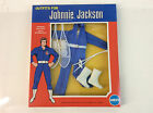 MEGO JOHNNIE JACKSON 1971 COMPLETE BOLD ADVENTURE OUTFIT SNOWMOBILE OUTFIT