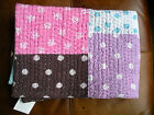 Pottery Barn Kids Sophie Patchwork Nursery Quilt *read*