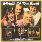 MIDDLE OF THE ROAD - CHIRPY CHIRPY CHEEP / ACCELERATION / DRIVE ON (UK) NEW CD