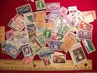 50 MINT US Postage Stamp Lot all different 1930s 1970s MNH UNUSED
