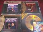 MFSL & DCC 24 KARAT GOLD RARE  AUDIPHILE SET SINATRA BENNETT HOLIDAY & TORME 4CD