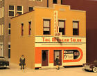 THE SOUTH SIDE SALON KIT BY CITY CLASSICS HO-SCALE-4-1/4