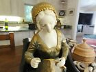 Bronze and Ivory Statue French Emile Gregoire 19th Century