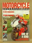 Motor Cycle International Magazine May 1995 Bimota Supermono suzuki GSF1200 Hyde
