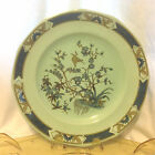 ADAMS CALYX WARE MING TOI BLUE DINNER PLATE 10-1/4