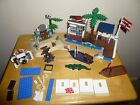 LEGO Partial Lot PIRATE's Loot Island 6241 & Soldier's Fort 6242