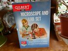 Vintage Gilbert Microscope Set #13022*Late 50's-Early 60's*Original Packaging*