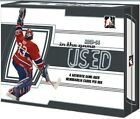2013-14 In The Game Used Hockey Box Sealed Hobby Box