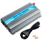 1000W Grid Tie Inverter 110V Use For 24V 36V Solar Panel Pure Sine Wave Inverter