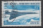 AIRCRAFT1969 FRENCH ANTARCTICA Concorde First Flight SG53fine used