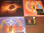JOURNEY'S: BEST GOLD SERIES IN ITS ORIGINAL CD + GREATEST HITS + ECLIPSE VINYL