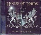 HOUSE OF LORDS BIG MONEY SEALED CD NEW 2011