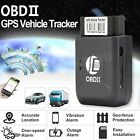 OBD II GPS Realtime Tracker Car Truck Vehicle Mini Spy Tracking Device GSM GPRS