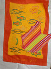 AMERCAN GIRL BEACH TOWEL BATHING SUIT fr SWIMMING OUTFIT II STRIPES PLEASANT CO