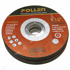 Angle Grinder Cutting Discs Cutting Wheel Steel 20pcs 115mm x 1mm x 22.2mm