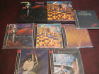 VAN DER GRAAF GENERATOR LIMITED 6 REPLICA JAPAN OBI 24 BIT MASTERED CD SETS