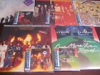 LYNYRD SKYNYRD JAPAN REPLICA 5 TITLES 6 OBI CD + MATCHING VINYL LP'S SET + BONUS