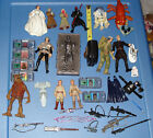 Lot Vintage lfl hasbro Kenner Star Wars action figures Carbonite r2d2 variety