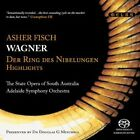 STATE OPERA OF SOUTH AUSTRALIA &  ASHER FISCH - WAGNER: DER RING DES NEW SACD